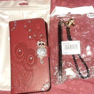 iPhone 6 plus wallet phone case